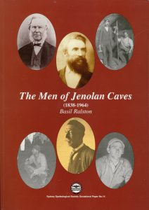 Men of Jenolan cover