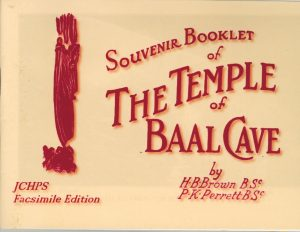 Souvenir Booklet Baal