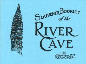 Souvenir Booklet River Cave