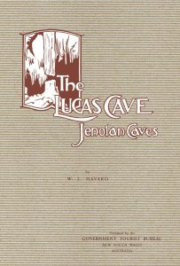 The Lucas Cave -Havard