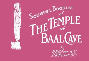 The Temple of Baal-booklet